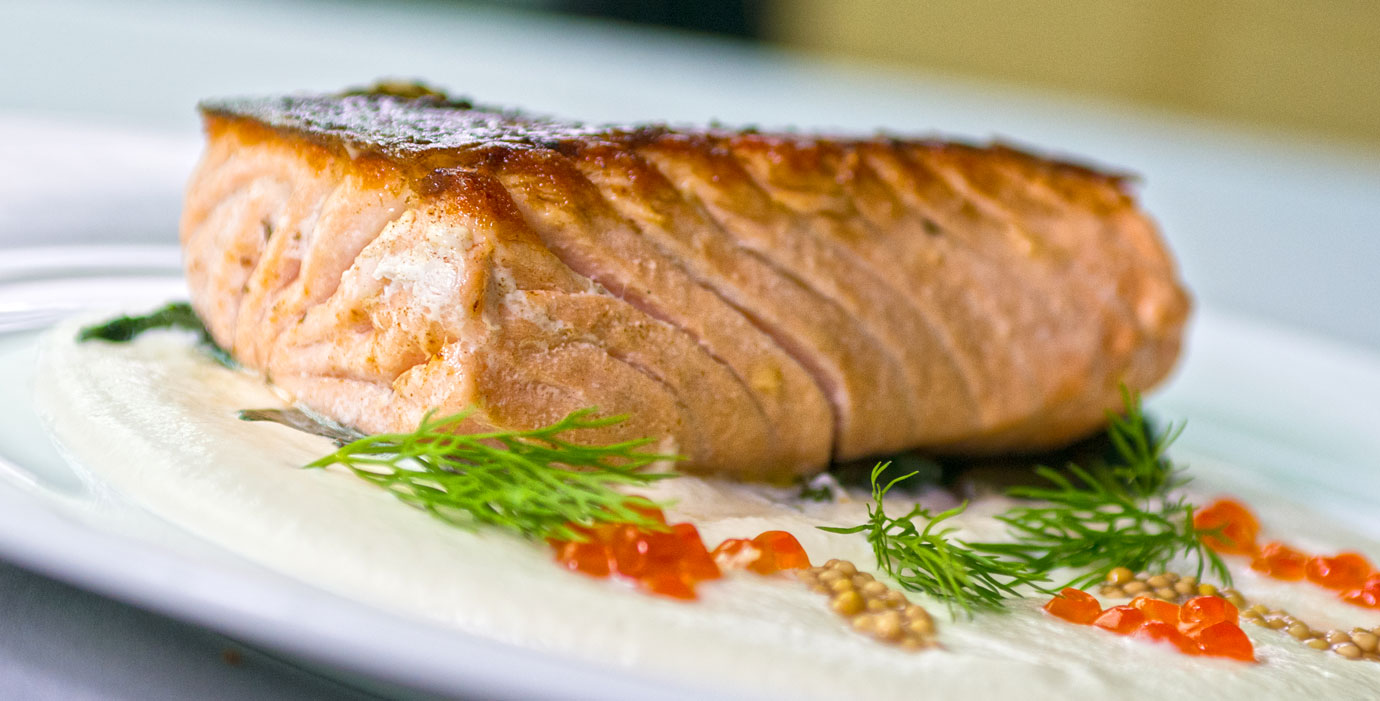 Faroe Islands Salmon